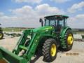 2015 John Deere 6115D Tractor