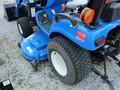 2006 New Holland TZ25DA Tractor