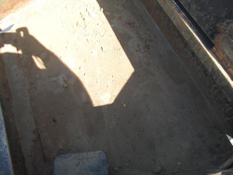 2006 Eager Beaver Equipment Deckover Flatbed Trailer