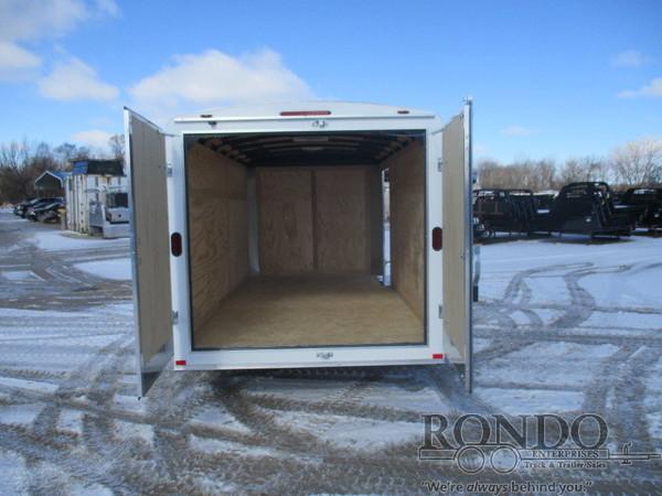 2018 Atlas Enclosed Cargo AU714TA2 Box Trailer