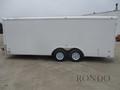 2018 Atlas Enclosed Cargo AU820TA2 Box Trailer