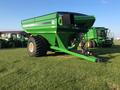 2017 J&M 1151 Grain Cart