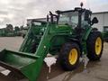 2017 John Deere 6120R 100-174 HP