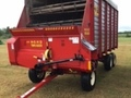 2004 H & S 7+4 Forage Wagon
