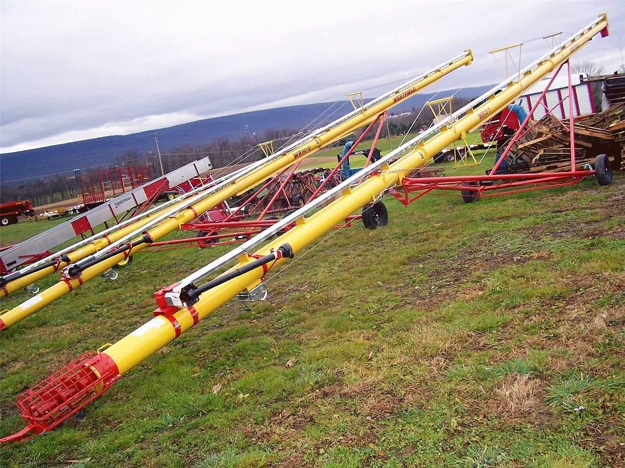 2021 Westfield WR100-71 Augers and Conveyor