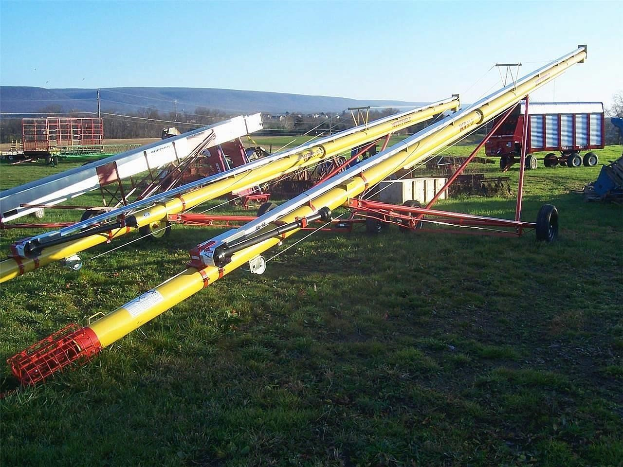 2021 Westfield WR80-71 Augers and Conveyor