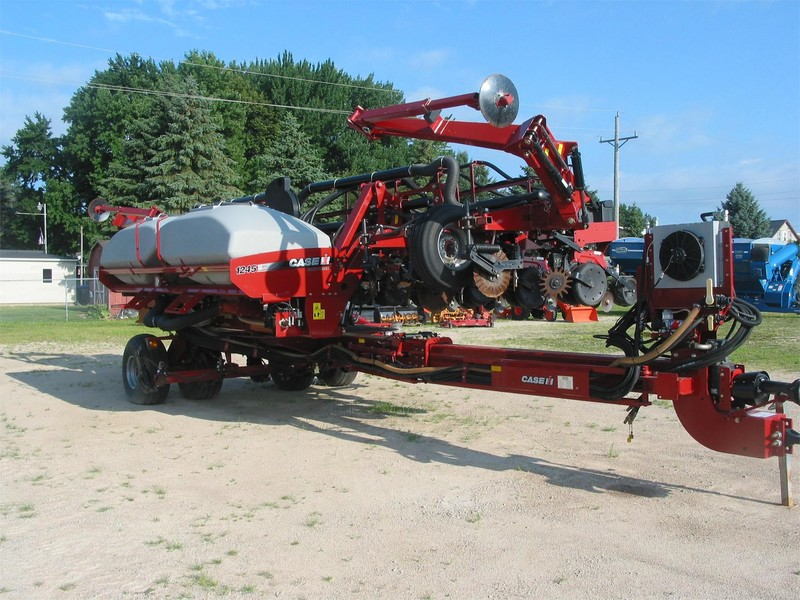 Case Ih 1245 Planter Dale Wisconsin Machinery Pete