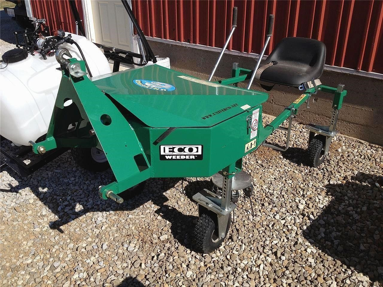 2020 UNIVERCO ECO WEEDER Lawn and Garden