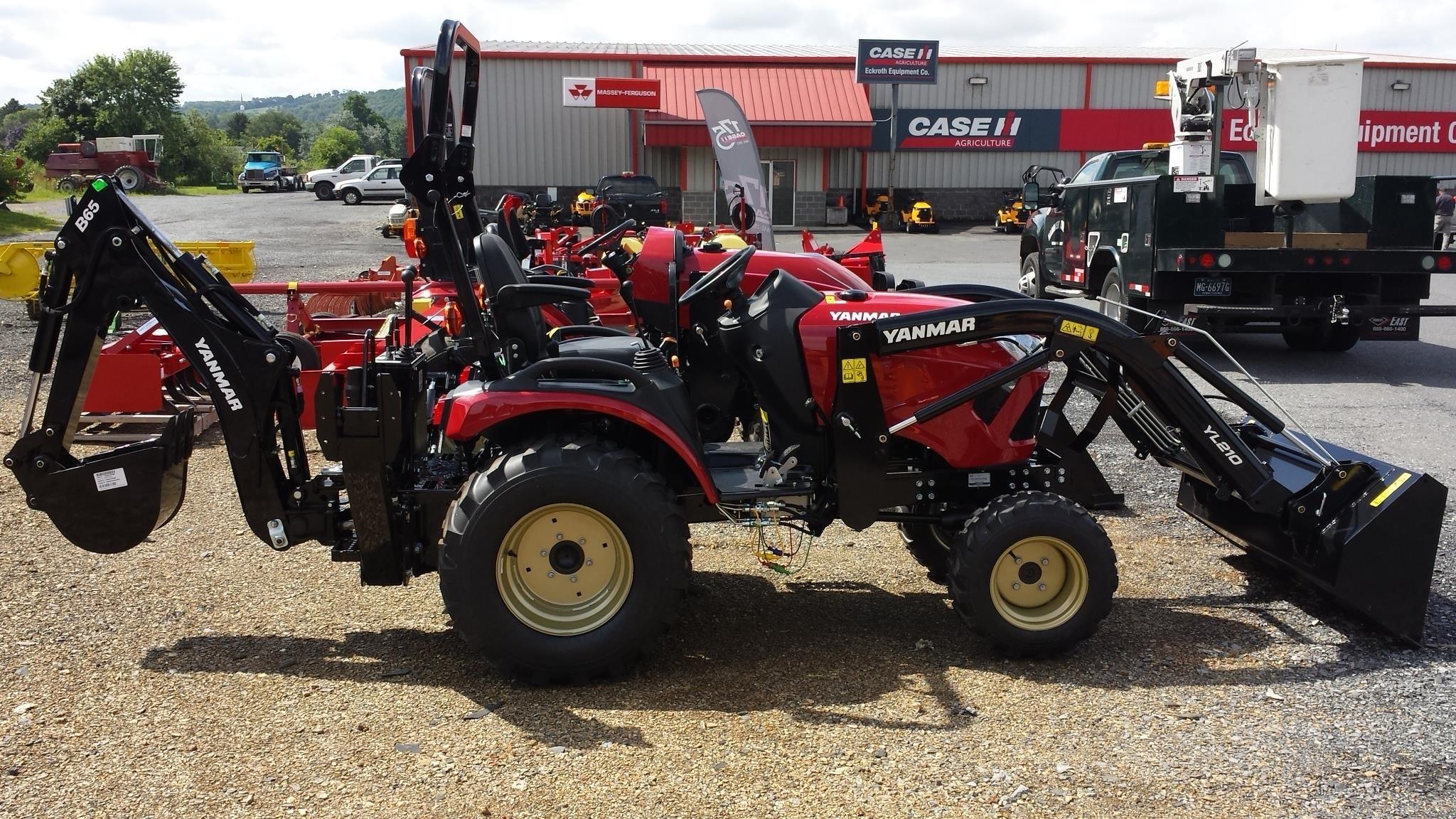 Yanmar SA324 Tractor