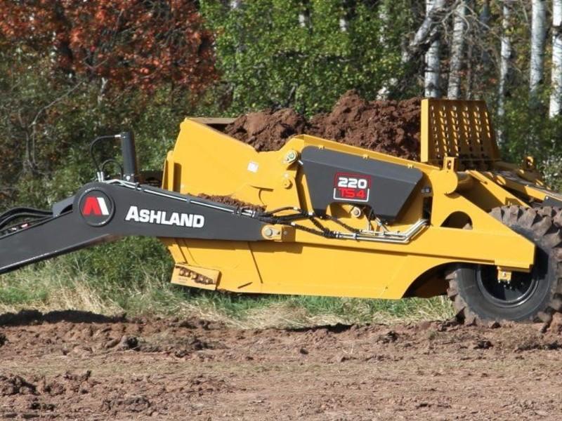 2018 Ashland I220TS4 Scraper