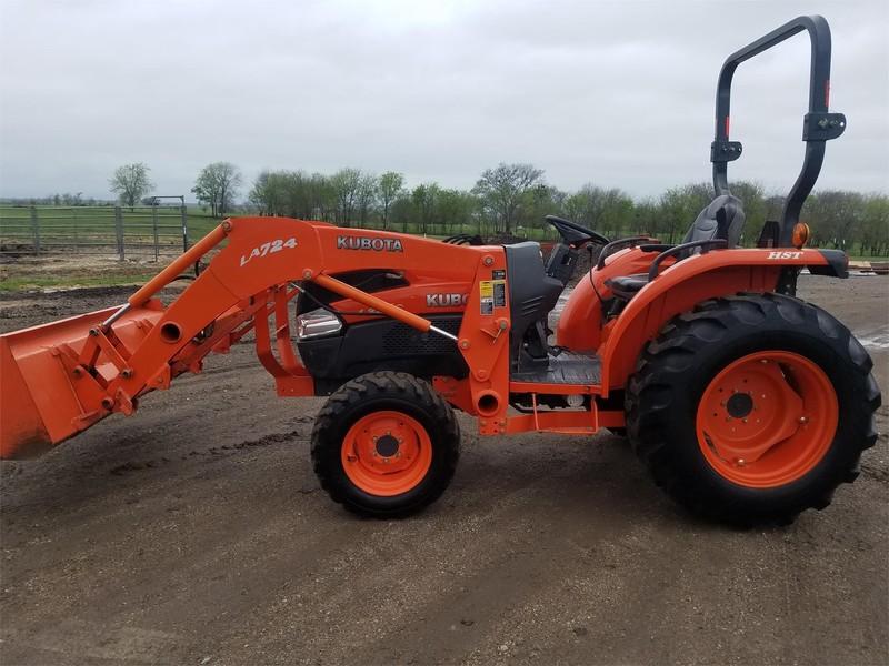 2005 Kubota L2800DT Tractor