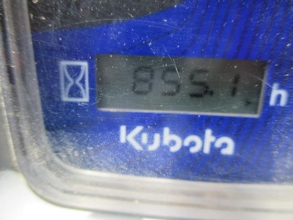 2016 Kubota SVL95-2S Skid Steer
