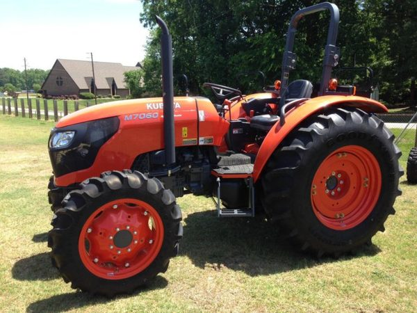 2018 Kubota M7060HD Miscellaneous