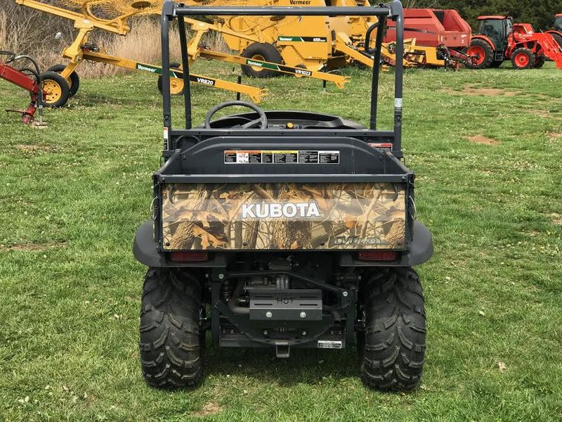 2018 Kubota RTV400CI ATVs and Utility Vehicle