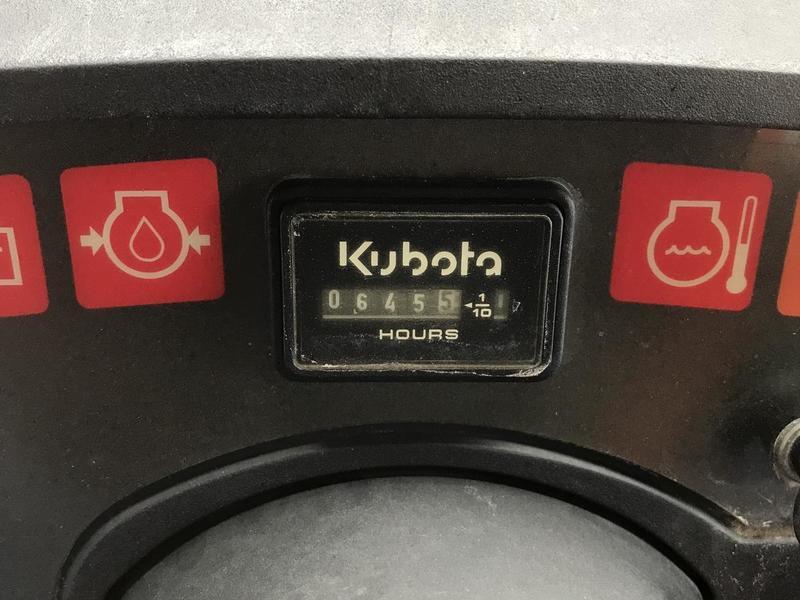 2007 Kubota GR2100 Diesel Lawn and Garden