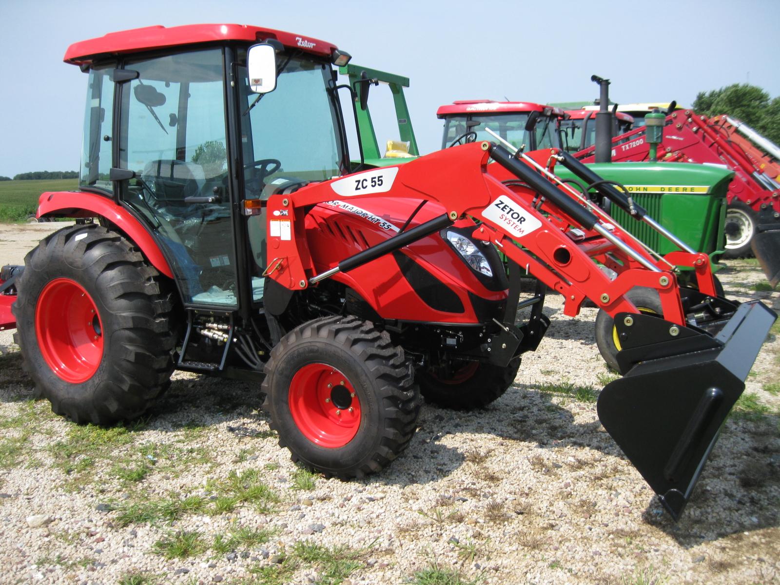 2020 Zetor MAJOR HT55 Tractor