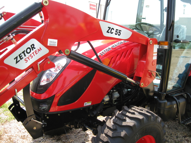 2018 Zetor Major 60 Tractor
