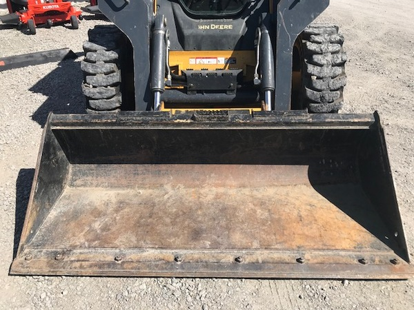 2012 John Deere 328D SKID STEER Miscellaneous