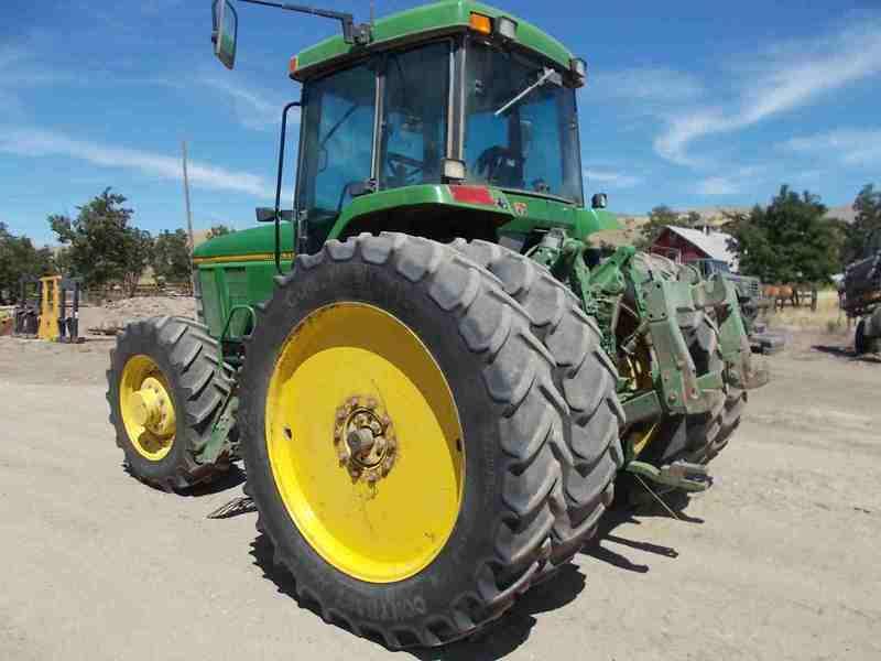 1995 John Deere 7800 Tractor