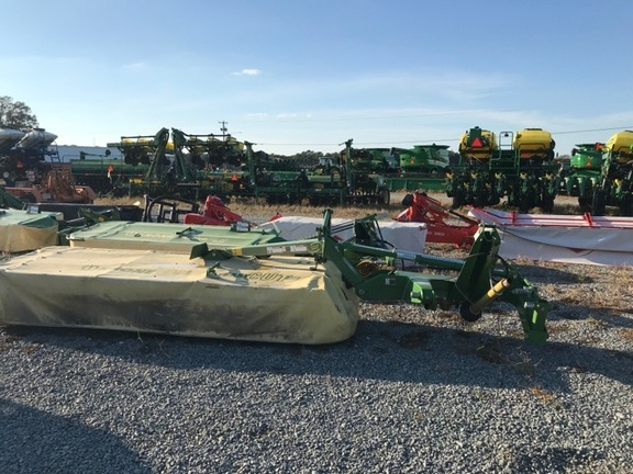 Krone EC320CV Mower Conditioner