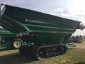 2014 J&M 1501 Grain Cart