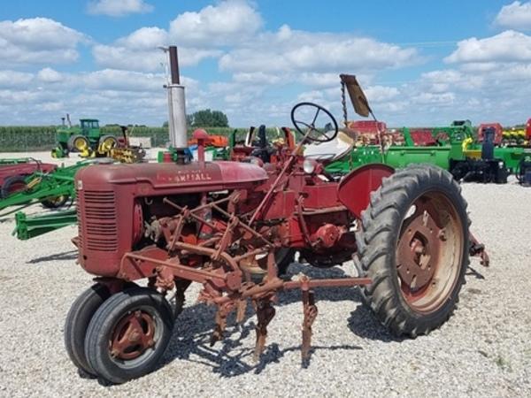 Used Farmall Super C Tractors for Sale   Machinery Pete
