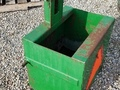 2004 John Deere Ballast Box Loader and Skid Steer Attachment