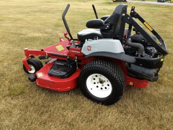 2015 Exmark LZX801GKA60600 Lawn and Garden