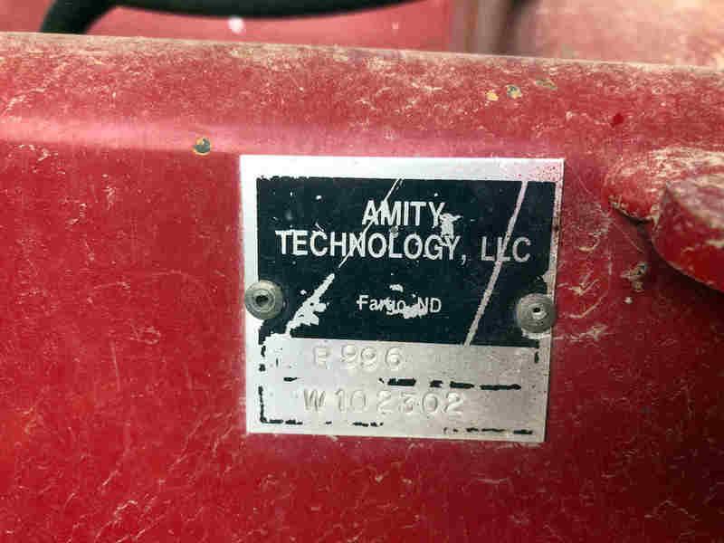 2002 Amity R996 Beet