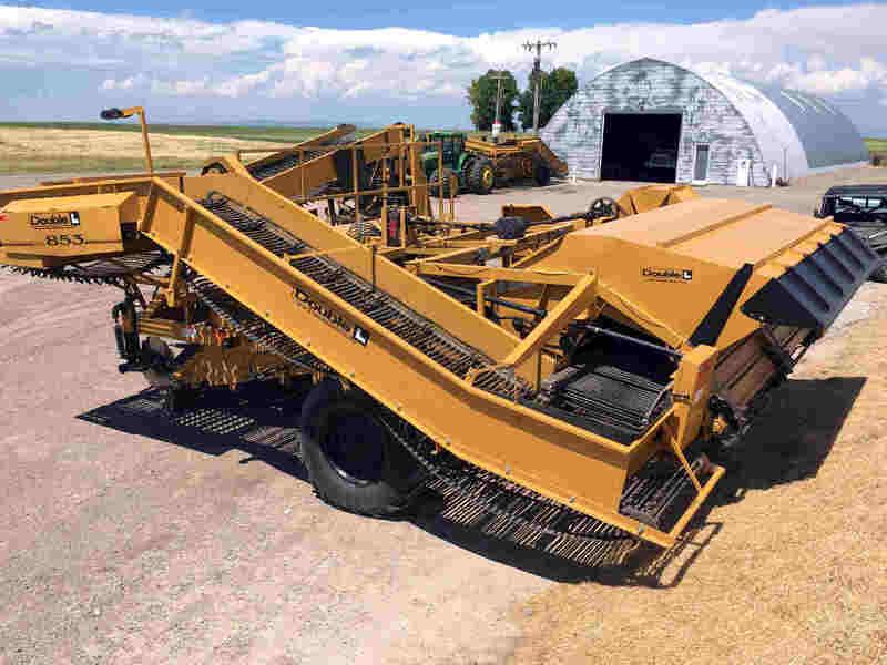 2007 Double L 853 Potato