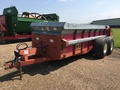 H & S W430BP Manure Spreader