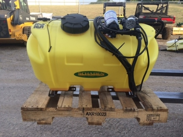 2014 Ag Spray FS-ATV-25 Pull-Type Sprayer