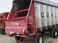 2002 Gehl BU980 Forage Wagon