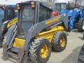 New Holland LS180 Skid Steer