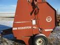 Hesston 5580 Round Baler