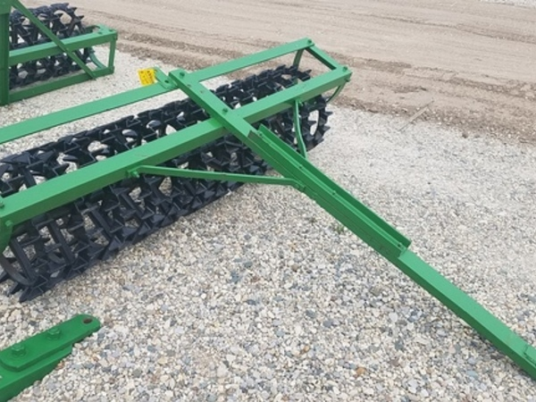John Deere 6' Crow Foot Packer Mulchers / Cultipacker