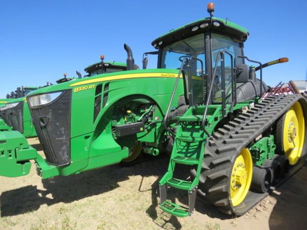 2015 John Deere 8320rt Tractor Garden City Ks Machinery Pete