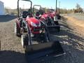 2017 Yanmar SA424 Tractor