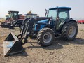 2007 Landini Powerfarm 105 Tractor