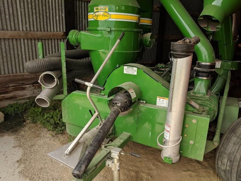 2014 Walinga 6614DLX Grain Vac