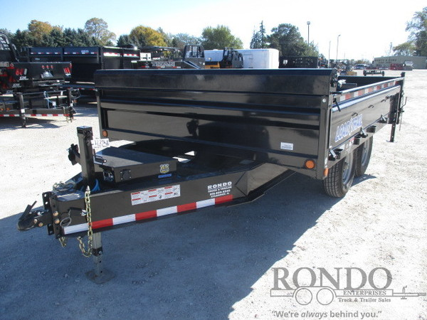 2017 LOAD TRAIL Dump DZ9612072 Dump Trailer