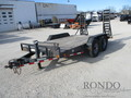 2010 LOAD TRAIL Equipment CH831407ES2202 Flatbed Trailer