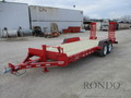 2018 B-B Equipment CBCT2016E-S Flatbed Trailer