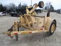 1988 Truco Equipment Flatbed Trailer