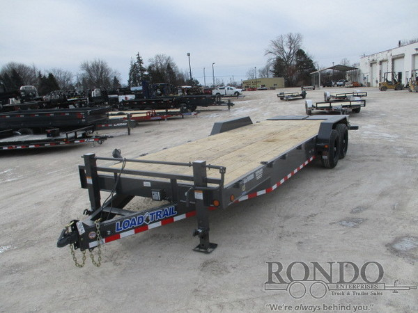 2018 LOAD TRAIL Equipment CH8324072 Flatbed Trailer