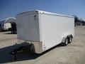2018 Atlas Enclosed Cargo AU718TA2-R Box Trailer