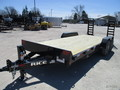 2018 Rice Equipment FMEHR8220 Flatbed Trailer