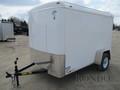2018 Atlas Enclosed Cargo AU610SA-R Box Trailer