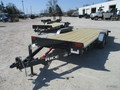 2018 Rice RT8218 Flatbed Trailer