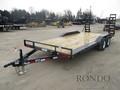 2019 PJ B5 Equipment B5A2052ESAK Flatbed Trailer
